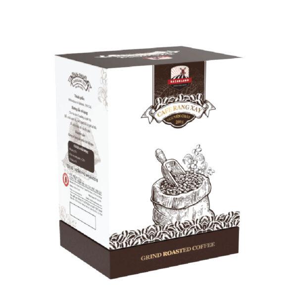 Cà phê Roasted 200g Bazanland
