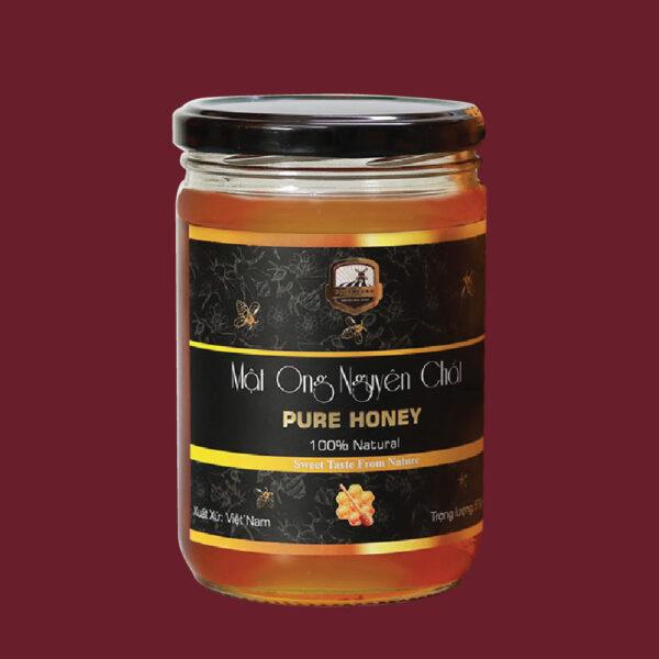 mật ong nguyên chất bazanland 3