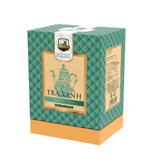 Green Tea 100g Bazanland