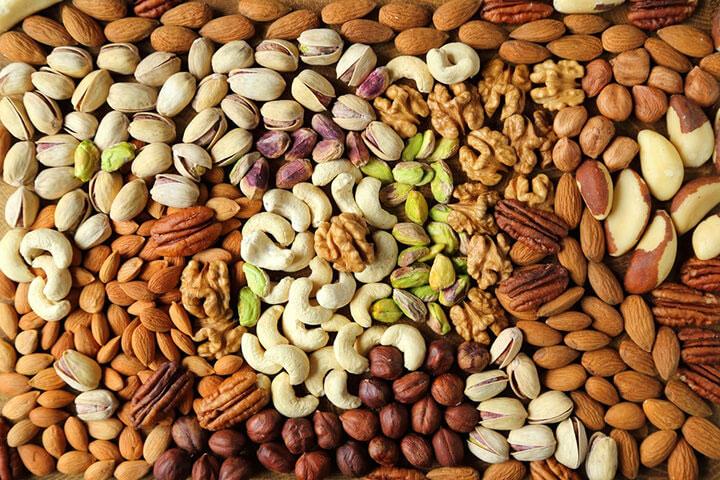 Hạt dinh dưỡng tại Bazanland