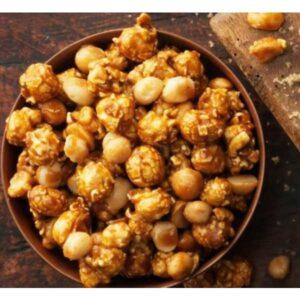 macca kết hợp với mật ong