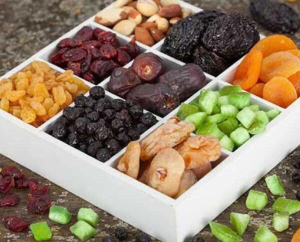 Các loại trái cây sấy khô – Có nên sử dụng thường xuyên hay không?