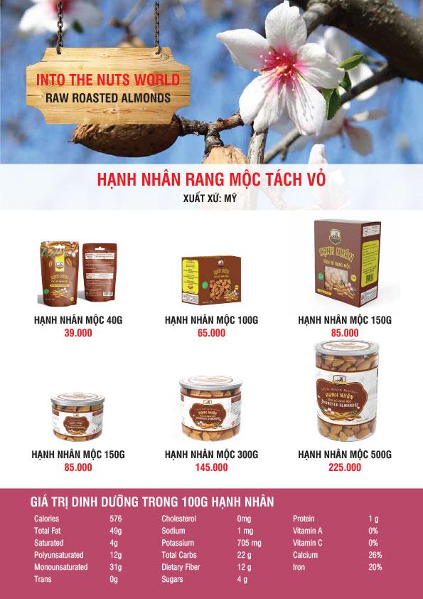 Catalogue Bazanland cập nhật tháng 10