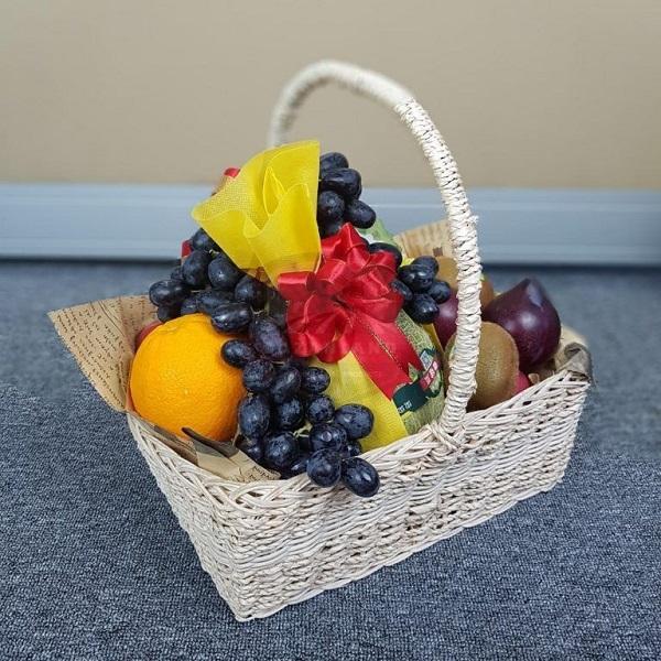 Giỏ quà tết hoa quả sài gòn