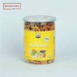 Hộp sản phẩm hạt hỗn hợp Yellow mixed nuts Bazanland