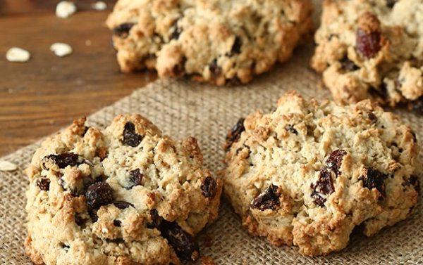 bánh quy yến mạch protein - có nên ăn bánh protein