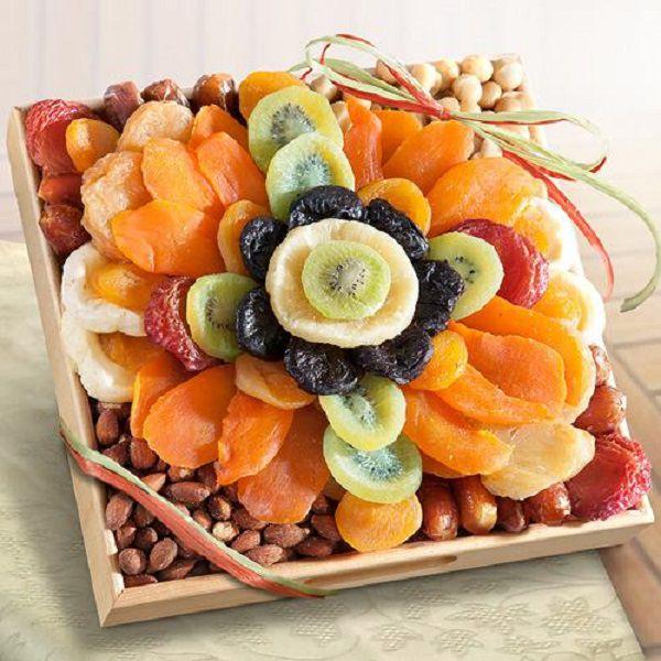 trái cây sấy dẻo