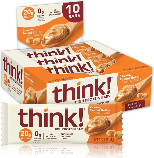 thanh protein giảm cân thinkthin