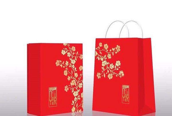 Tham khảo những mẫu túi quà Tết thông dụng nhất hiện nay