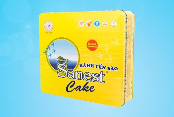 bánh yến sào sanest cake